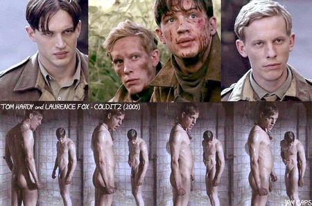 Tom hardy did this naked movie scene early in his career.. See Naked Male Stars Here