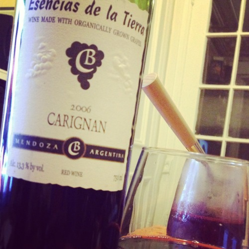 Organic Wine out of Argentina