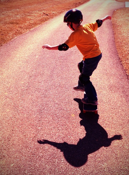Skater dude lives to skate, dude. – View on Path.