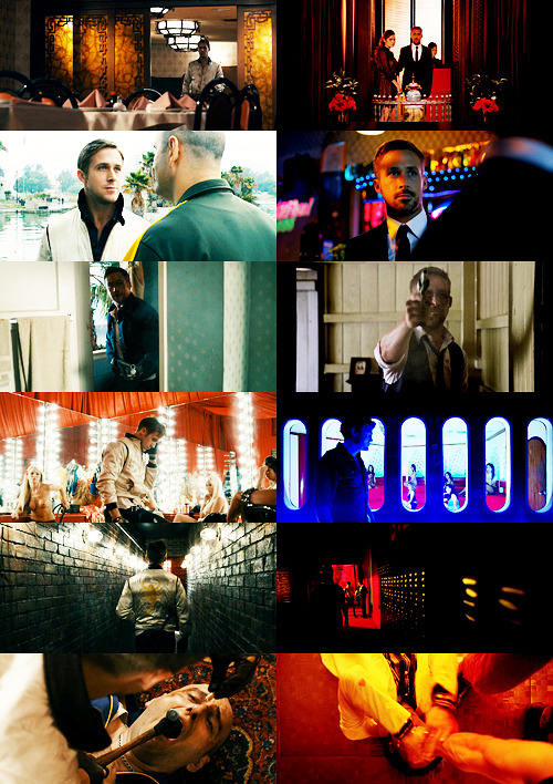 """Drive is a dream, Only God Forgives is a nightmare."" - Ryan Gosling"