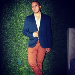 Last night at the Mondrian #sobe #menswear #miamifashionwk (at Mondrian South Beach)