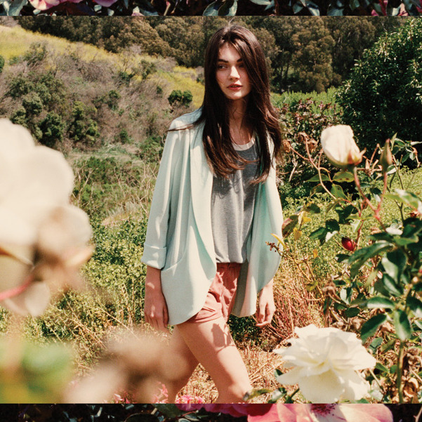 aritzia:  Be a modern-day flower child in the pretty, ethereal new Wilfred collection.