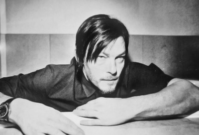 thedailyreedus:  Yes, right this way Norman
