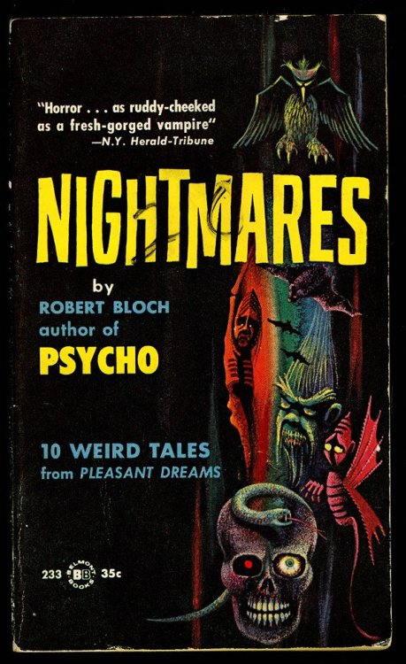Nightmares by Robert Bloch (1961)