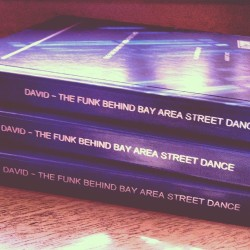 "On the shelves at the SF State library… ""The Funk Behind Bay Area Street Dance"" #funk #bayarea #streetdance #sfsu #mastersthesis #ethnicstudies #locking #boogaloo #strutting #pioneers #ogs"
