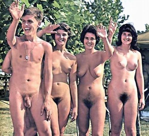 ohnesans:vintage nudists (92)