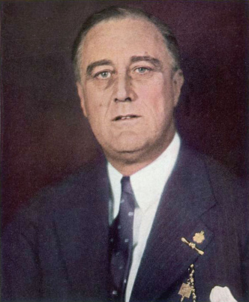 "Jan. 23, 1932: New York Gov. Franklin D. Roosevelt Announces his Candidacy for PresidentOn this day in 1932, Franklin D. Roosevelt, then Democratic governor of New York, announced his intention to run for president. Not many people know that between the November 1932 election and his inauguration the following March, FDR survived an assassination attempt. On Feb 15, 1933, Giuseppe Zangara shot and mortally wounded Chicago mayor Anton Cermak, missing his intended target, the president-elect.  After he was shot, Mayor Cermak's alleged words to FDR were, ""I'm glad it was me instead of you.""FDR transformed the presidency and placed the institution at the very center of American life. During 12 years in office, Roosevelt shepherded his nation through the two greatest American crises of the 20th century and left a legacy of political freedom and domestic security to the American people.For more on Franklin D. Roosevelt's legacy, visit American Experience's FDR site. Photos: ‪Franklin D. Roosevelt TIME Man of the Year 1933 color photo‬, Giuseppe Zangara and Chicago mayor Anton Cermak."