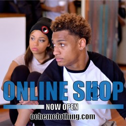 Ochemclothing.com. Hit the site and  let us know what you think.