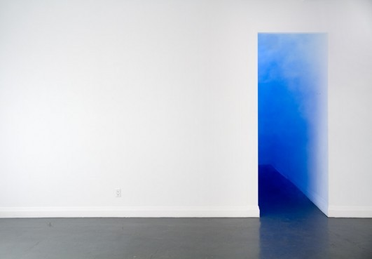 sometimes-now:  Geoffrey Pugen, Blue Room, 2011