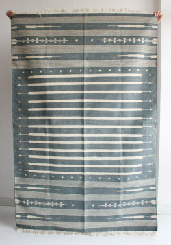 knotformation:  Another rug to add to my list. Gypsya.