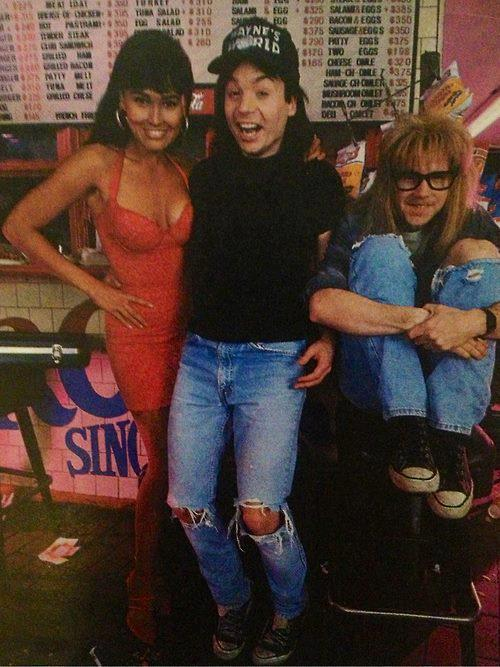 nearlyvintage:  Wayne's World