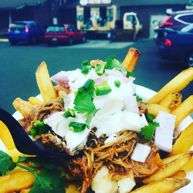 Pulled Pork Monday 6/17 from 11-3. You know you want it!!!! Try it as a Poutine,...