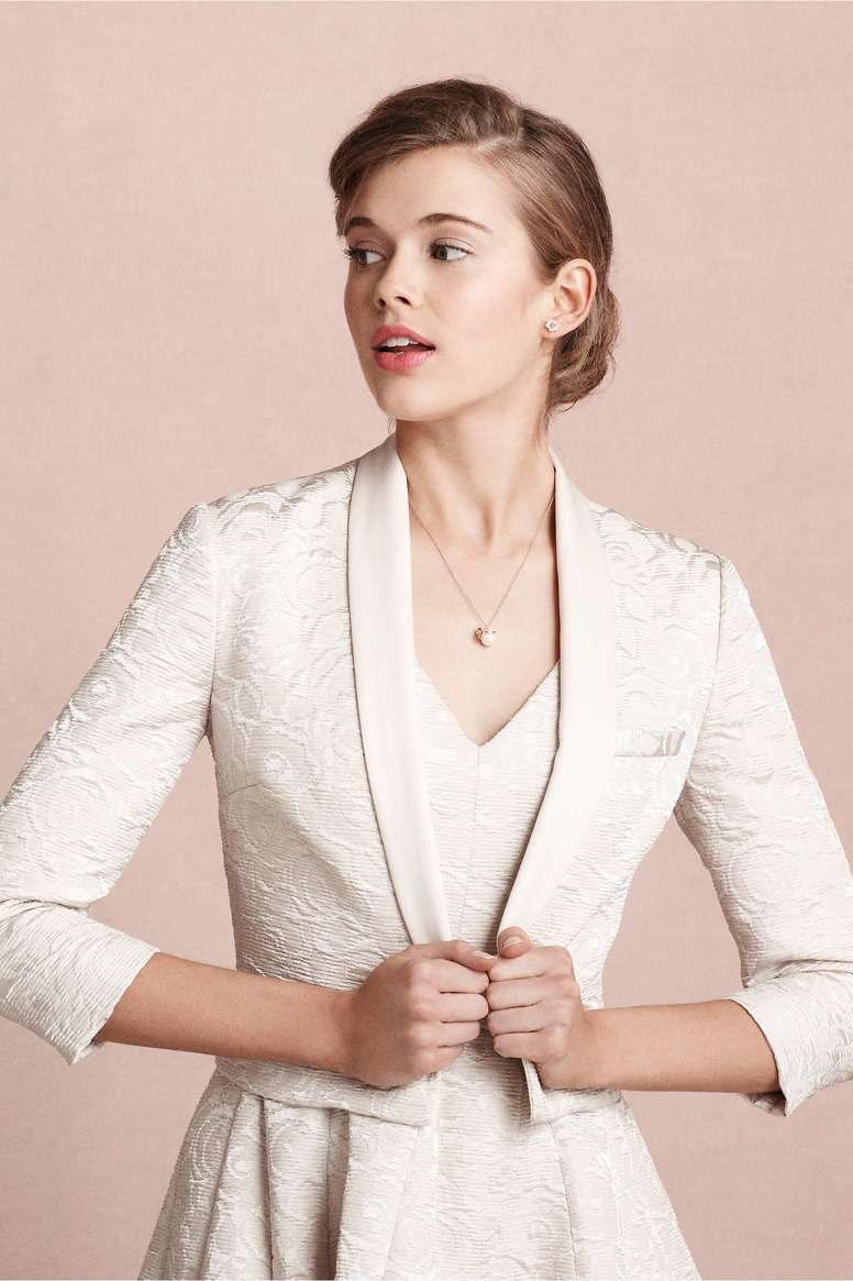 [Frost Flower Jacket by BHLDN]