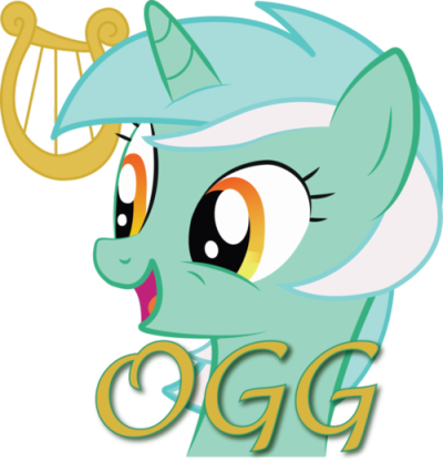 Another pony icon, Lyra!