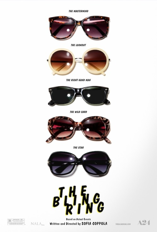 New poster for 'The Bling Ring'