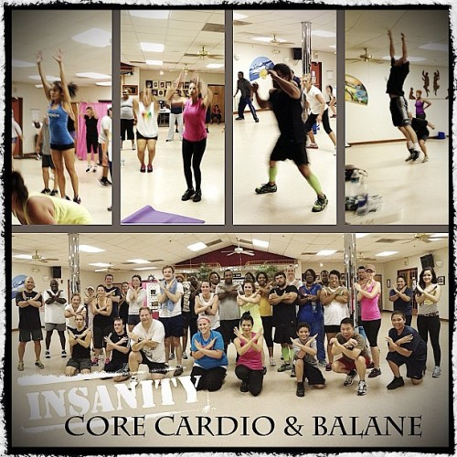 Great group at #prnsacolafitclub tonight! #insanity #workout #core #cardio #balance #pensacola #florida #motivation #group #friends #fitness  (at fb.com/ferminbanawa)