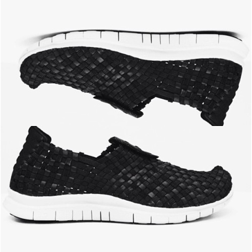 I need these in my life 🙋 #NikeFreeWoven #leather  #IneedCashMoney😩
