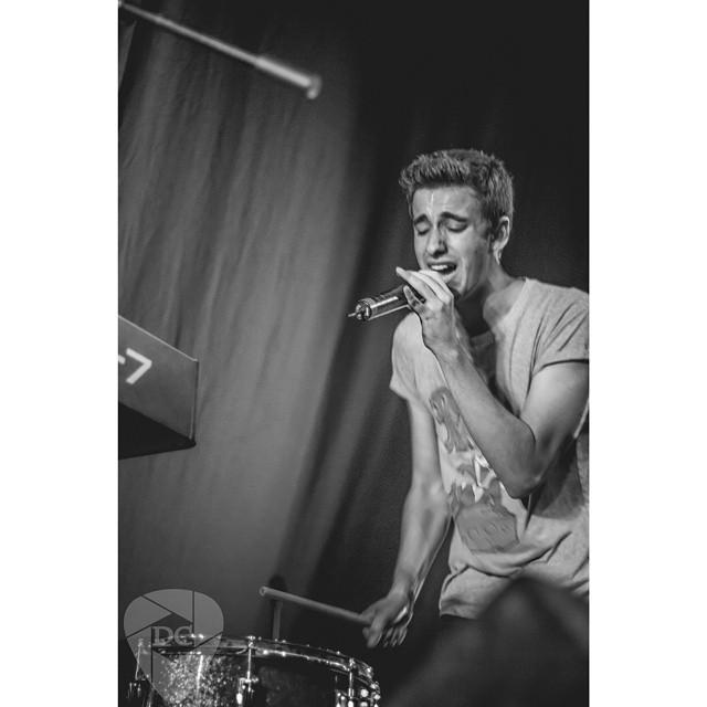 shutter-buggie:  @jackajrbrothers | @ajrbrothers | @thenorva | Norfolk, VA| 6\26\14 #ajr #ajrbrothers #jackmet #lindseystirling #thenorva #ampedsound #presslife #musicmagazine #photopass #virgina #norfolk #danielleshootsshows