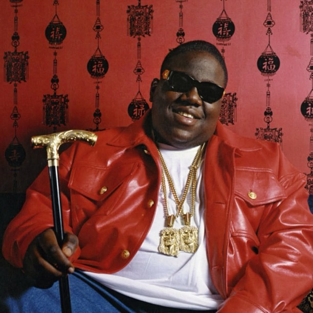 Happy Birthday to a legend, Biggie Smalls #rip 🙌