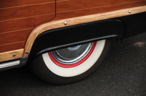 onemoresolo:  1956 Ford Country Squire Woodie Station Wagon