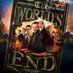 Two The World's End Posters with Simon Pegg and Nick FrostOne night. Six friends. Twelve pubs. Total annihilation. Two posters have been revealed this morning for the Blood & Ice Cream trilogy ending installment The World's End, which finds the Shaun of the Dead and Hot Fuzz trio of director Edgar Wright and stars Simon Pegg and Nick Frost gathering for one final night on the town they'll never forget.[MovieWeb]
