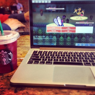 #mac #pokemon #starbucks #monday (at Starbucks)