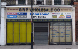 GRP Wholesale Co, Mile End Road E3