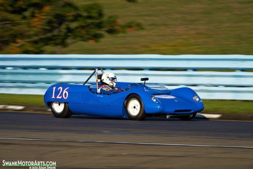 Interceptor Starring: '64 Lotus 23B (by autoidiodyssey)