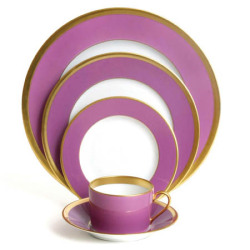 Amethyst Gold Laque de Chine - I WANT for my new faux malachite dining room!