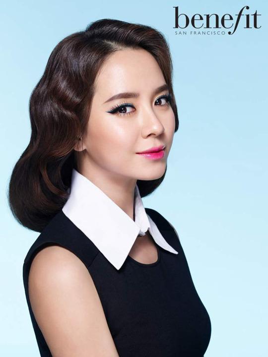 Song Ji Hyo Benefit