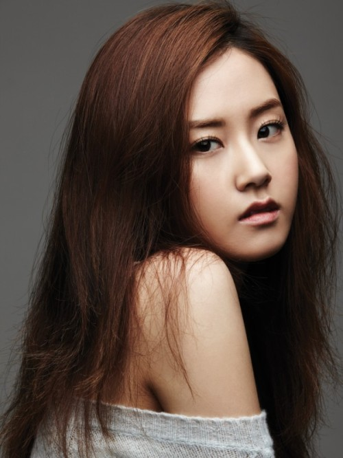 4Minute: Gayoon - Oh Boy Magazine Photos (1)