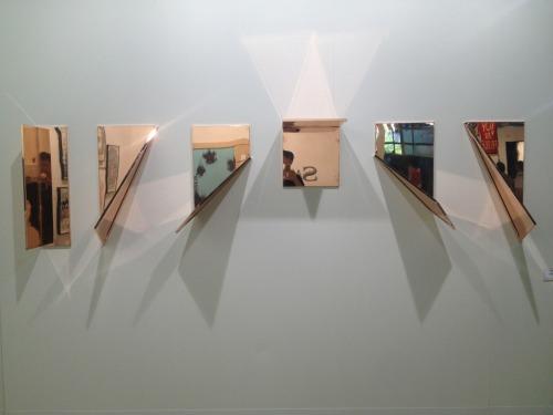 Walead Beshty at Regen Projects