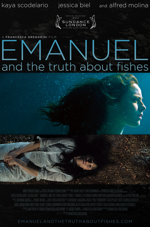 Emanuel and the Truth about Fishes Submitted by finknottle