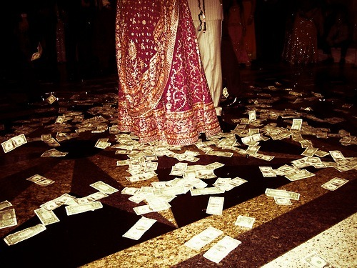 we make it rain #punjabi #punjabiwedding #queens