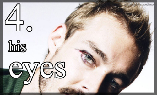 littlejohnsythings:  Those Little Daniel Johns Things: 4. His Eyesthanks astarkey