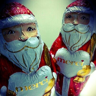 Father Christmas, Chocolate (from @TechGeek_Guy on Streamzoo)