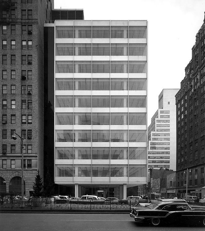 functionmag:  Pepsi headquarters, New York Skidmore, Owings & Merrill, 1960