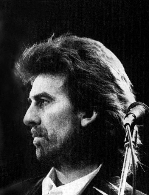 Georgeous photo of George from 1987