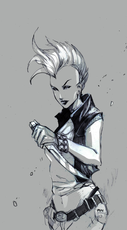Mohawk storm by *Peter-v-Nguyen on deviantART