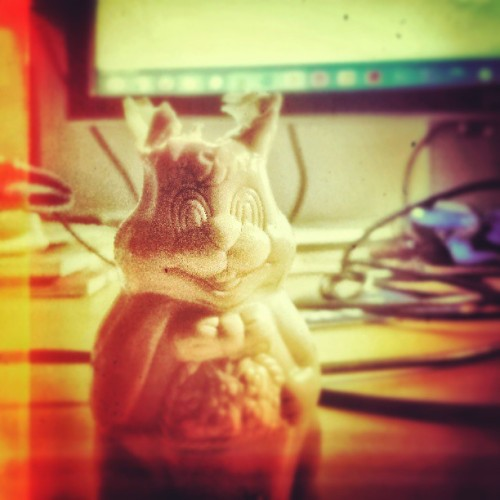 Rabbitality #retro #edit