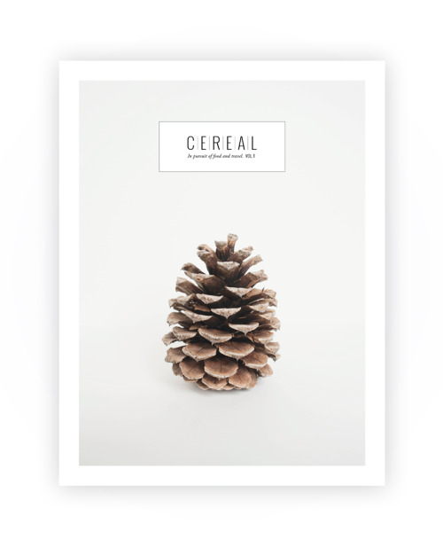 readcereal:  Cereal Volume 1