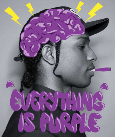 Can't stop listen to this tune Asap Rocky - Purple Swag (Jim-E Stack. Bootleg)