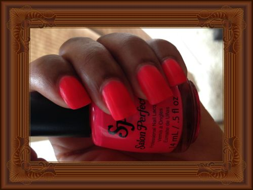 Salon Perfect #510 Haute Pink