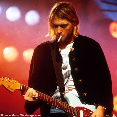 freeindie:  We lost Kurt Cobain 19 years ago today…  벌써 19년?