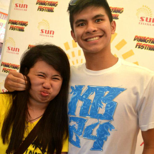#Kiefer #Ravena #KieferRavena (Photo taken and uploaded via MOLOME )