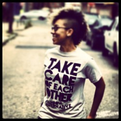 #rainbowalternativeclothing #takecareofeachother #lgbt #lgbtq #gayclothing #straightally #lesbian #art #gay #transgender #queer #phillylove #graffiti #spraypaint
