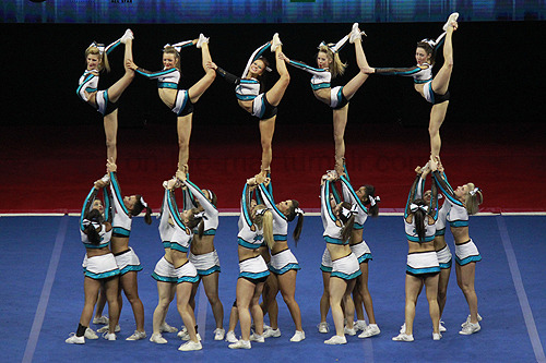 on-the-mat:  Cheer Extreme: SSX
