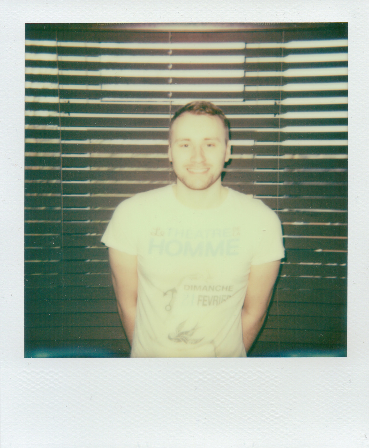 Polaroid of Me…
