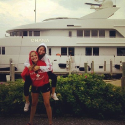 #tbt #yachtweek #ohana #nantucket #mainbetch #muchfun #missyou @sophielaframboise by notorious_vip