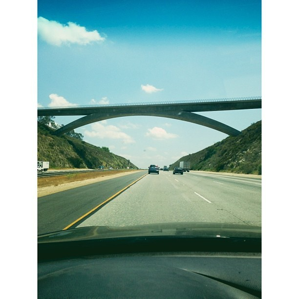 🚗💨 #rainbowbridge #15south #fallbrook #california